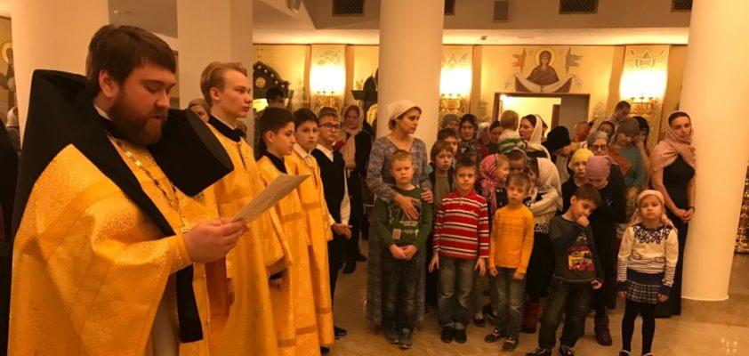 День молитвы за детей