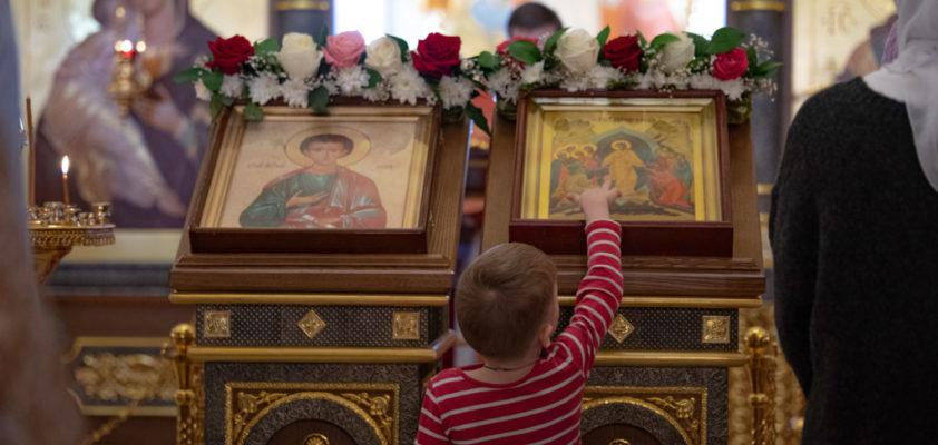 В Неделю 2-ю по Пасхе, апостола Фомы. Антипасха